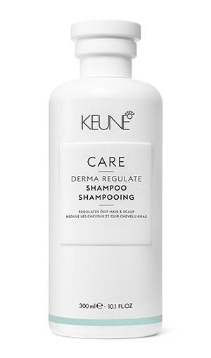 shampoing tonifiant et doux pour cheveux gras
