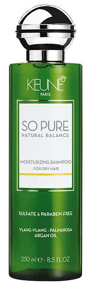 shampoing riche pour cheveux secs